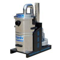 设备配套吸尘用什么 凯德威DL-1250三相电工业吸尘器