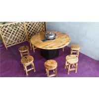 石锅鱼餐桌厂商、石锅鱼餐桌、盛豪家具