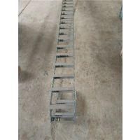 七台河钢铝拖链|沧州亿达|tlg钢铝拖链