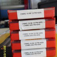 山特可乐满数控刀片CNMG120408KR3210 球墨铸铁高速车削硬质合金车削刀粒