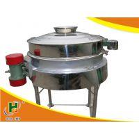 专供米粉用大产量振动筛 直排筛 恒宇机械