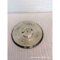 化纤机械短纤成套设备之上油盘喷涂陶瓷耐磨涂层