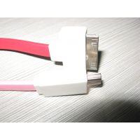 深圳 创伟 厂家供应IPAD数据线,APPLE30P转USB数据传输线