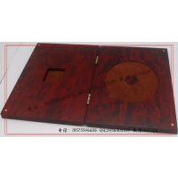 工厂订做实木CD盒 实木CD包装盒 光盘木盒 光盘木盒包装 木制cd盒
