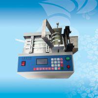 广东厂家透明软管切管机 PVC塑料管裁剪机 硅胶管橡皮筋剪切机