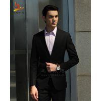上海加工定制 男装西服 职业装正版男式职业西服商务西批发BL-XZ02