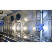 子长玻璃钢水箱经销商 RB-38子长消防水箱 润捷水箱