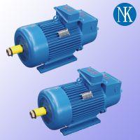 上海能垦厂家直销YZR250M2-8 37KW起重及冶金用三相异步电动机