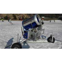诺泰克造雪机材质内外热镀锌江苏人工造雪机