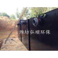 萍乡妇产医院污水处理设备自动液位控制,弘顺验收没问题