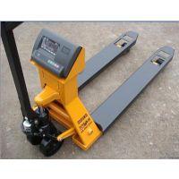 深圳1.5吨带打印叉车电子磅 液压铲车电子称