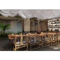 美式风格类的咖啡厅设计是大班智造的拿手戏