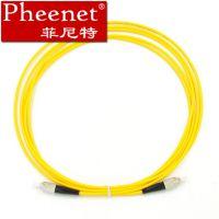Pheenet菲尼特 FC单模光纤跳线电信级尾纤光缆可定制