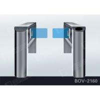 宝维智能BOV-2160圆弧斜面摆闸、小区摆闸、指纹摆闸、刷卡门禁考勤系统摆闸、一卡通管理摆闸
