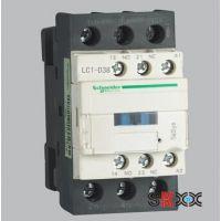 SCHNEIDER施耐德LC1D38Q7C TeSys D系列三极接触器,交流380V控制电压