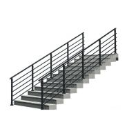 供应锌钢楼梯扶手热镀锌工艺全国热销