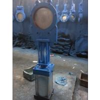 Z673X气动耐磨浆液阀
