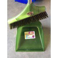 不锈钢扫把簸箕套装 套扫笤帚撮子畚箕扫帚套扫厂家批发