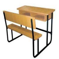 兰州哪里有供应新款课桌椅,价位合理的钢木餐桌