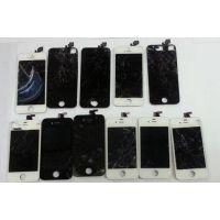 加工翻新苹果iphone6 6Plus 5代5S 5C4代4S手机液晶屏幕总成爆屏