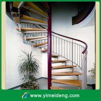 深圳意美登楼梯厂家供应室内阁楼中柱旋转楼梯YMD-057