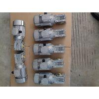 湖北武汉直销万鑫涡轮减速机RV050/10-YS7114-0.25KW