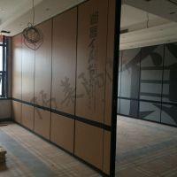 宜昌市海鲜酒楼餐厅移动屏风隔断墙厂家