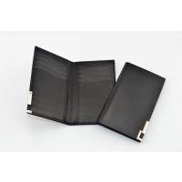 长款商务卡包 真皮名片包定制 无锡礼品公司 瑞丰达礼品定制 多种款式