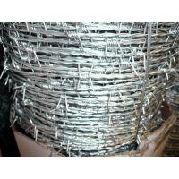 临沂果园用刺铁丝,临沂带刺钢丝网,铁蒺藜防护防盗圈地专用