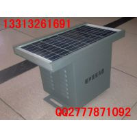 太阳能超声波驱鸟器 不锈钢驱鸟器 适用于飞机厂 果园 电力等