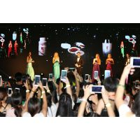 广州珠江新城活动策划公司提供舞台搭建灯光设计LED大屏幕出租