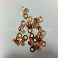 厂家批发供应OT开口鼻 铜鼻子 接线端子 冷压端子 电力金具