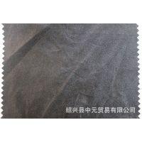 水洗PU革 软麂皮PU革 人造革 超薄皮革 PU革现货热销