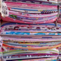 批发供应 经典纯棉残布 家纺 纯棉斜纹床品专用全棉布料