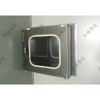 500型嵌入式不锈钢净化无尘传递窗 杀菌传递柜百级