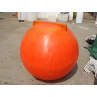 供应南通水产养殖直径60cm塑料网箱浮球
