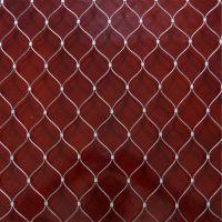 镀锌钢丝绳网片加固|钢丝绳网|逍迪(图)