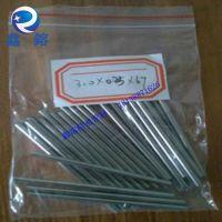 生产304医用毛细管切断(最短1mm)加工磨尖头针管 精密不锈钢管