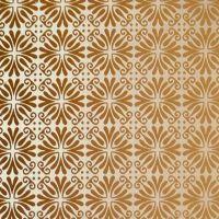 厂家定制玫瑰金不锈钢蚀刻板 可蚀刻各种图案
