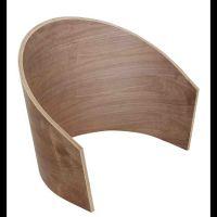 沃尔美加工弯曲木,曲木餐椅定制,各种弧度异形板,美观时尚