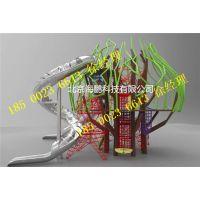 不锈钢滑梯价格 设计定制不同款式不锈钢滑梯18500236613