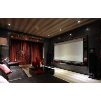 云南昆明家庭影院设备,家庭影院安装,私人电影设计方案-一笔一画正投