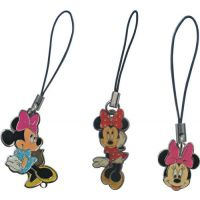迪士尼金属吊饰,卡通广告吊坠,批发设计生产广州厂