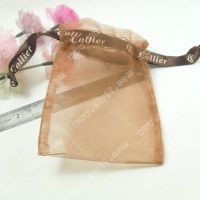 H7饰品配件糖果袋 首饰袋 饰品袋 礼品袋 包装袋 收纳袋 咖啡色