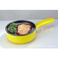 生产销售2013新款迷你电煎锅 煎蛋器 煮蛋器 不粘锅