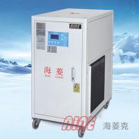 供应海菱克直销高配置风冷式工业冷水机