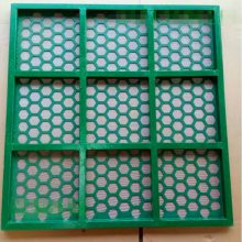 913×650mmBRANDT钢框架平面筛网直销厂家