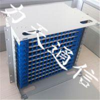 满配 96芯ODF光纤配线架 ODF熔接96单元箱 19英寸子框 含法兰尾纤