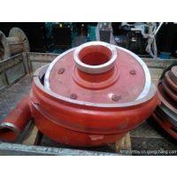 250ZJ-I-A70石派泵业耐磨渣浆泵 精煤稀介泵