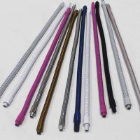 辰瑞厂家直销各种不锈钢喷漆金属软管,喷漆彩色定型灯饰鹅颈管